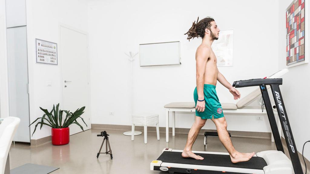 Slow motion, Podologia Sportiva, Videografia image